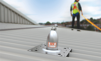 Designing The Correct Roof Safety System