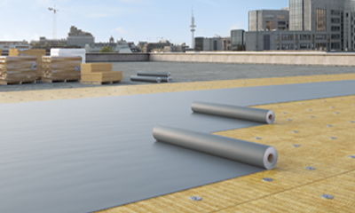 Evolution to Innovation: Fixing of Warm Roofs